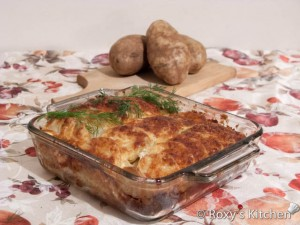 French Baked Potatoes