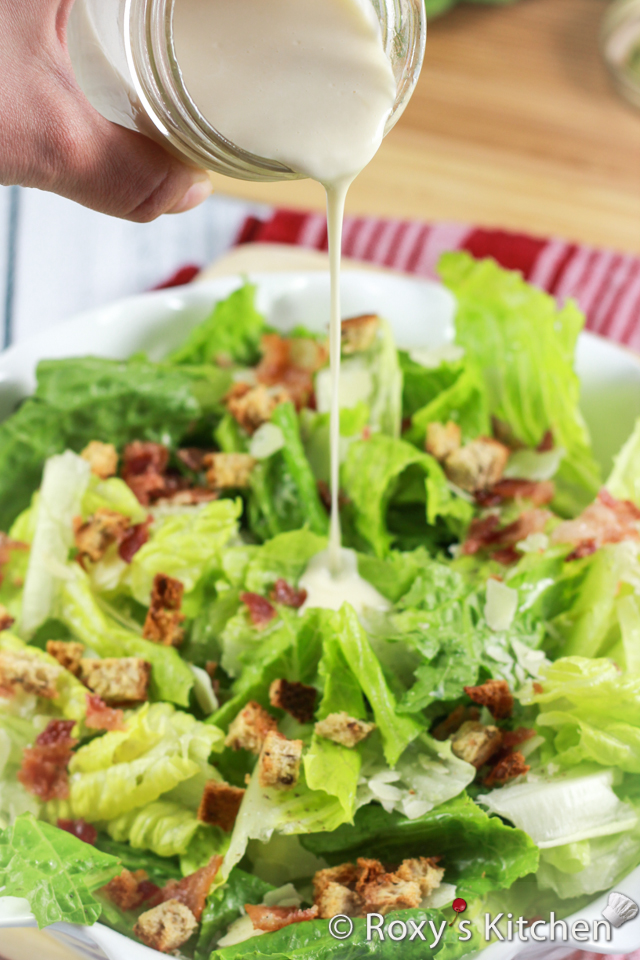 Best Caesar Dressing