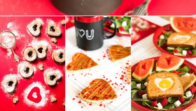 Easy and Creative Ideas for Valentine's Day