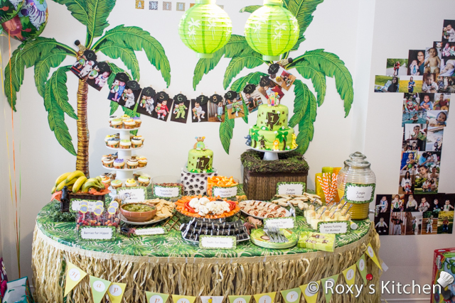 Themed Party Jungle Food Ideas Free Car Pictures