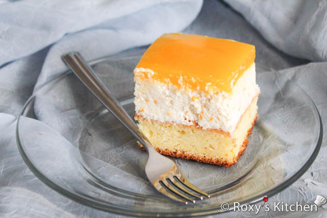 Orange Cheesecake Dessert Roxy S Kitchen
